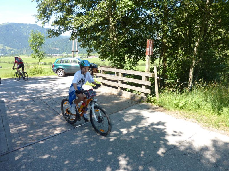 Radtour Maria Alm - Zell Am See